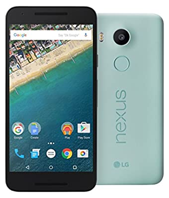 LG Nexus 5X LG-H791 (32GB, Ice Blue)