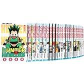 HUNTER×HUNTER (ハンターハンター) コミック 1-30巻 セット (ジャンプ・コミックス)