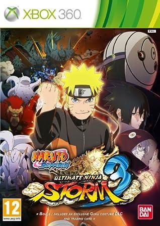 Naruto Shippuden Ultimate Ninja Storm 3 (Xbox 360)