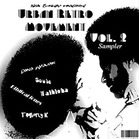 The Urban Retropolitan Movement Sampler, Vol. 2