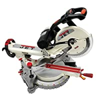 Jet JMS-12SCMS 12-Inch Dual-Bevel Slide Compound Miter Saw from JET