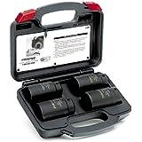 Alltrade 648635 Kit 10 Axle Nut Socket Tool Set