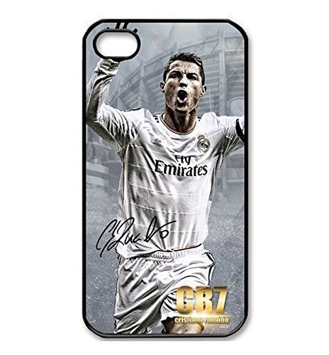 Creative Super Player Cristiano Ronaldo Cr7 Real Madrid La Decima Case for Iphone Iphone 6 4.7