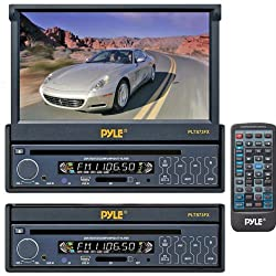 See New-7' In-Dash Motorized Touch-Screen LCD Monitor with DVD Player - GB0411 Details