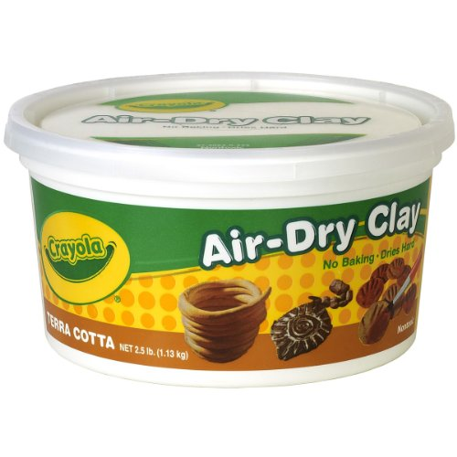 crayola-terra-cotta-air-dry-clay-25-lb-bucketdiscontinued-by-manufacturer
