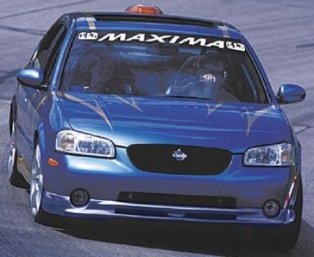 Stillen 108271 Front Lip Spoiler - Classic - 00-01 Maxima front-1074508