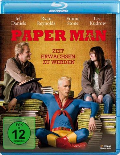 Paper Man - Zeit erwachsen zu werden [Blu-ray]