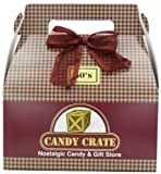 Candy Crate 1950s Retro Candy Gift Box