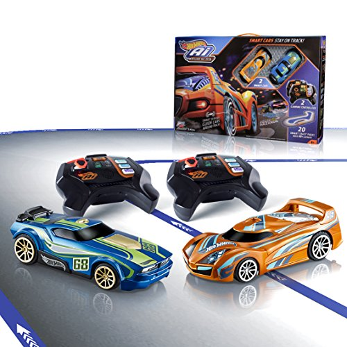 Hot Wheels - Circuito de carreras I.A. (Mattel FBL83)