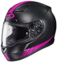 HJC CL-17 Streamline Full-Face Motorcycle Helmet (MC-8F, Medium) from HJC