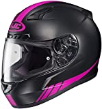 HJC CL-17 Streamline Full-Face Motorcycle Helmet (MC-8F, Medium)