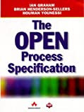 The OPEN Process Specification (0201331330) by Graham, Ian