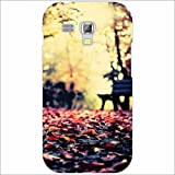 Samsung Galaxy S Duos 7562 Back Cover - Silicon Nature Park Designer Cases