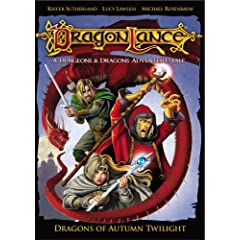 Dragonlance: Dragons Of The Autumn Twilight