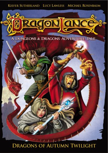 Cover art for  Dragonlance - Dragons Of The Autumn Twilight