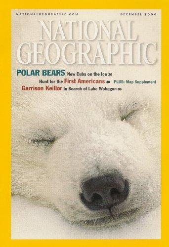 National Geographic December 2000 ( Polar Bear