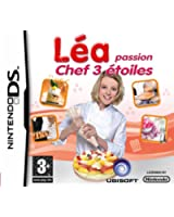 Léa passion : chef 3 etoiles