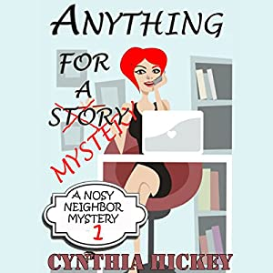 Anything for a Mystery Audiobook