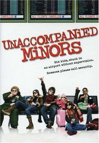 Cover art for  Unaccompanied Minors