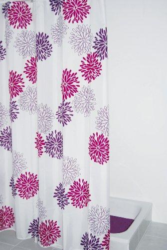Ridder sandra 403060 tenda per doccia in tessuto 180x200 - Tende per doccia in tessuto ...