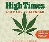 2011 Daily Calendar: High Times