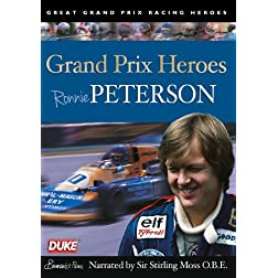 Ronnie Peterson Grand Prix Hero