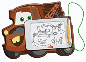Fisher-Price Kid-Tough Doodler Disney/Pixar Cars 2 Mater Doodle Pad