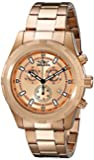 Invicta Men's 17731 Specialty Analog Display Swiss Quartz Rose Gold Watch