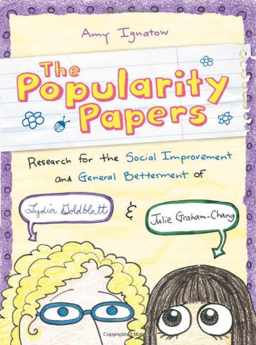 The Popularity Papers Book One