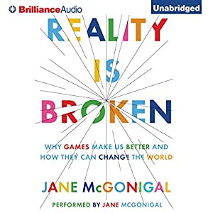Reality Is Broken Audiobook
