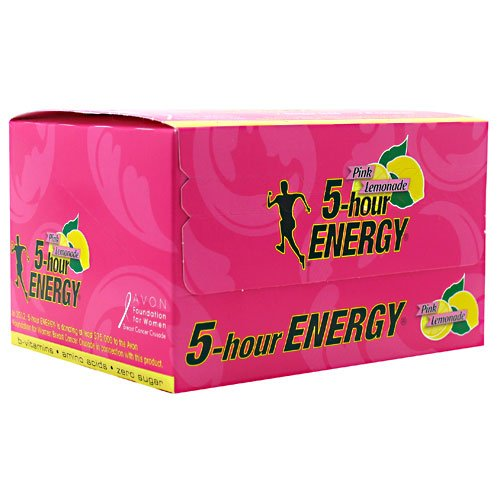 5 Hour Energy - Pink Lemonade