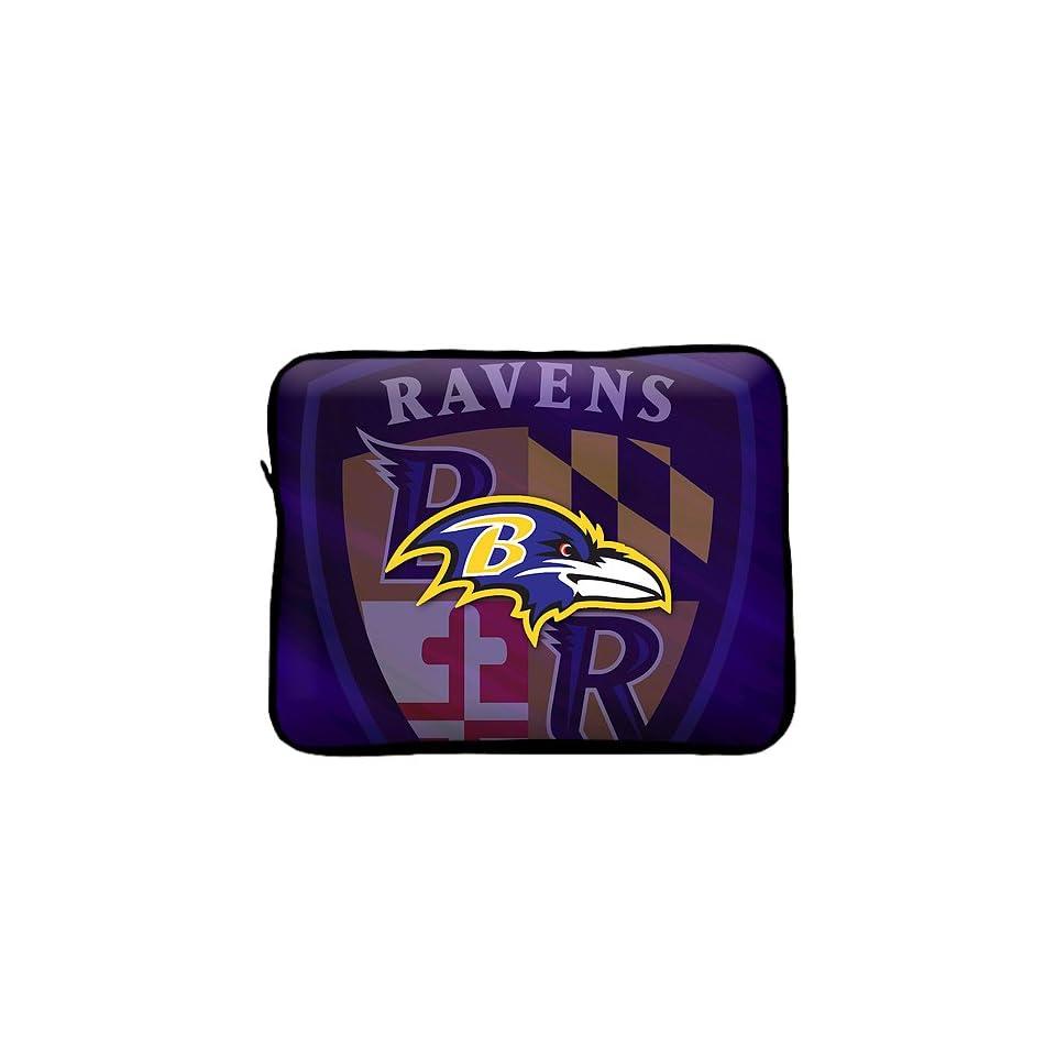 baltimore ravens Zip Sleeve Bag Soft Case Cover Ipad case for Ipad1 Ipad2 the new ipad