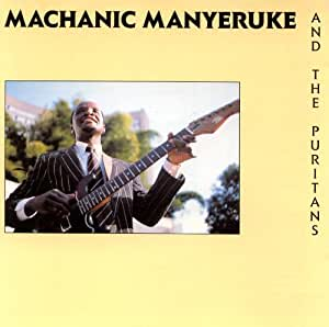 Machanic Manyeruke and the Puritans