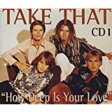 How Deep Is Your Love [CD1]