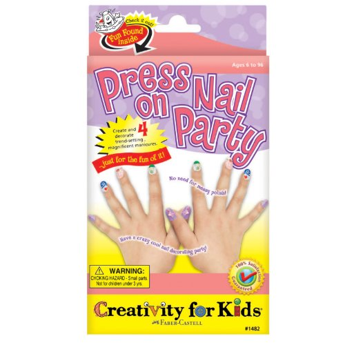 Amazon Com Smitco Llc Kids Nail Polish: Nail Art Machine For Sale: Creativity For Kids Press On