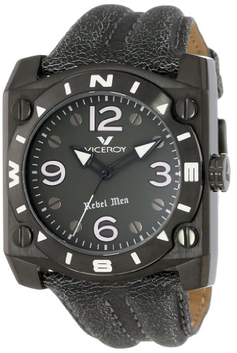 Montre Viceroy Rebel Men 432119-55 Homme Noir