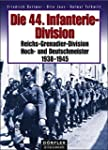 Die 44. Infanterie-Division 1938-1945...