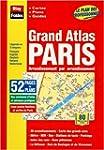 Atlas routiers : Grand Atlas Paris, a...