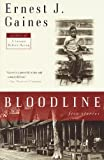 img - for Bloodline: Five Stories (Vintage Contemporaries) book / textbook / text book
