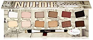 theBalm Nude'Tude Nude Eyeshadow Palette - Nice Palette 0.382 Ounce