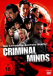 Criminal Minds - Die komplette sechste Staffel [6 DVDs]