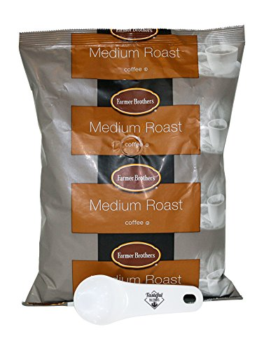 Farmer Brothers Ground Coffee Medium Roast 14 oz Bag and 1 Coffee Scoop from Tasteful Blends (Farmer Brothers Coffee Makers compare prices)