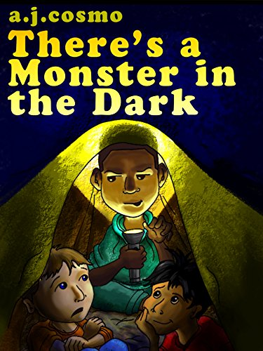 There's A Monster In The Dark by A. J. Cosmo ebook deal