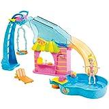 Polly Pocket Flip 'N Swim Pool Playset