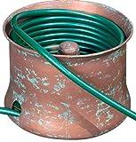 CobraCo Copper Finish Cylinder Hose Holder HHCIRN-S