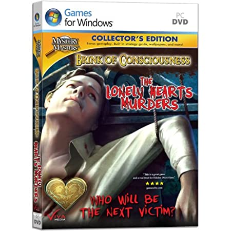 Brink of Consciousness: Lonely Hearts Murders - Collector's Edition