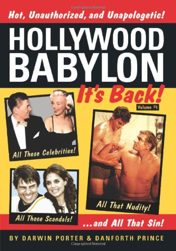 Hollywood Babylon--It'S Back front-362187