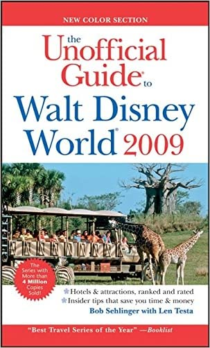 The Unofficial Guide Walt Disney World 2009 (Unofficial Guides)