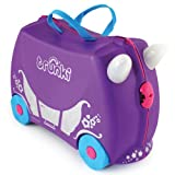 Trunki Ride-on Suitcase: Penelope the Princess (Purple)