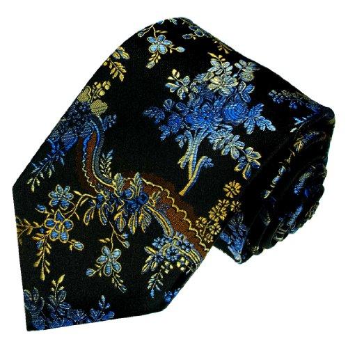 LORENZO CANA - Marken Krawatte aus 100% Seide